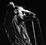Southside Johnny (Lyon) of Southside Johnny and the Asbury Jukes, performs onstage at the Dr. Pepper Music Festival in Central Park in NYC, August 1978