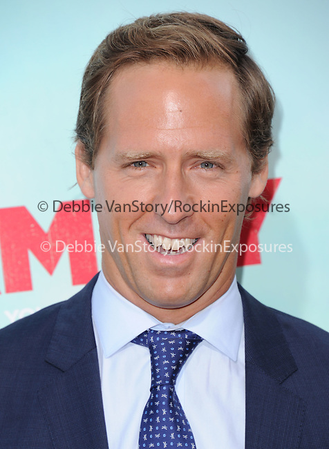 Nat Faxon  at The Warner Bros. Pictures' L.A. Premiere of Tammy held at The TCL Chinese Theatre in Hollywood, California on June 30,2014                                                                               © 2014 Hollywood Press Agency