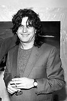 Montreal (Qc) CANADA - February 3rd 1988  File Photo -<br /> <br /> Michel Pagliaro<br /> <br /> -Photo (c)  Images Distribution