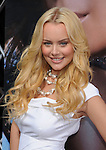HOLLYWOOD, CA. - April 27: Helena Mattsson  arrives at Eva Longoria Parker's Fragrance Launch Event at Beso on April 27, 2010 in Hollywood, California.