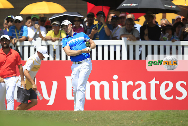 Danny Willett (ENG) on the 10th tee during Round 4 of the Maybank Championship on Sunday 12th February 2017.<br /> Picture:  Thos Caffrey / Golffile<br /> <br /> All photo usage must carry mandatory copyright credit     (&copy; Golffile | Thos Caffrey)