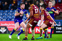 Picture by Alex Whitehead/SWpix.com - 08/02/2018 - Rugby League - Betfred Super League - Huddersfield Giants v Warrington Wolves - John Smith's Stadium, Huddersfield, England - Warrington's Mike Cooper.