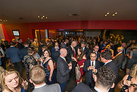 Picture by Allan McKenzie/SWpix.com - 04/11/17 - Swimming - British Swimming Awards 2017 - The Poiint, Lancashire County Cricket Ground, Manchester, England - Drinks reception.