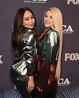 8/2/18 - Beverly Hills: Fox 2018 Summer TCA All-Star Party Red Carpet