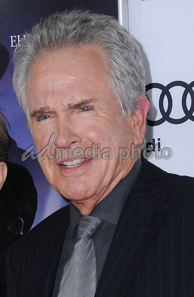 """10 November 2016 - Hollywood, California. Warren Beatty. AFI FEST 2016 - Opening Night Premiere Of """"Rules Don't Apply"""" held at TCL Chinese Theater. Photo Credit: Birdie Thompson/AdMedia"""