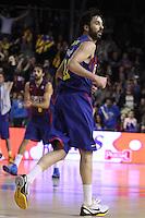 30.12.2012. Barcelona. Liga Endesa jornada 15. EN la foto Juan Carlos Navarro durante el partido entre EL FC Barcelona contra el Real Madrid en el Palu Blaugrana