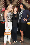 Guiding Light's Beth Chamberlin & Liz Keifer & Yvonna Kopacz Wright - 1st Annual Bauer BBQ - 13th Annual Daytime Stars and Strikes for Autism on April 24, 2016 at The Residence Inn Secaucus Meadowland, Secaucus, NJ. April is Autism Awareness Month - Make a Difference This Spring. (Photo by Sue Coflin/Max Photos)
