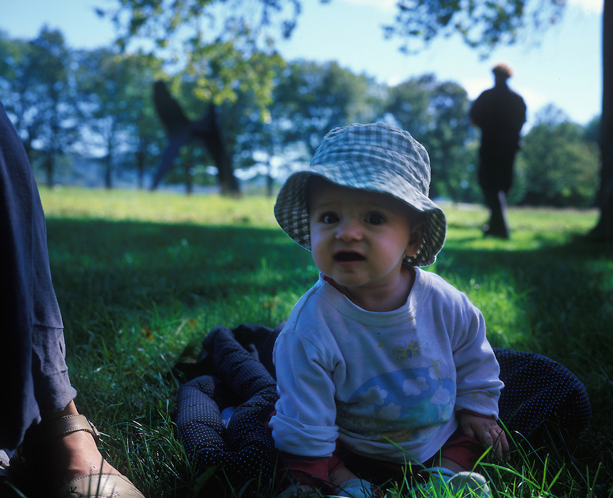 Lucas and annuska in Storm King