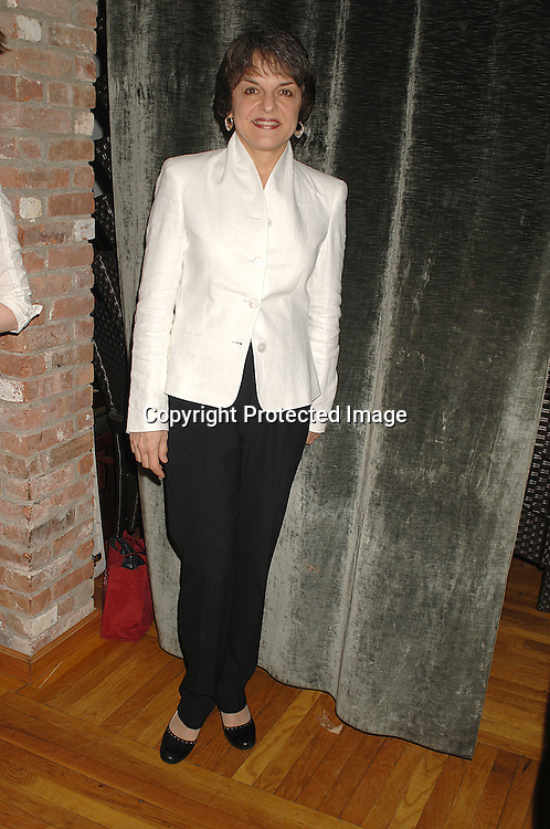 Priscilla Lopez..at The Official Drama Desk Cocktail Party honoring this ..year's Nominees on May 1, 2007 at Arte' Cafe in New York City. ..Robin Platzer, Twin Images