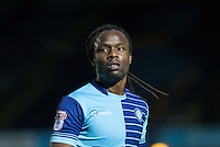 Marcus Bean of Wycombe Wanderers during the The Checkatrade Trophy Southern Group D match between Wycombe Wanderers and Coventry City at Adams Park, High Wycombe, England on 9 November 2016. Photo by Andy Rowland.