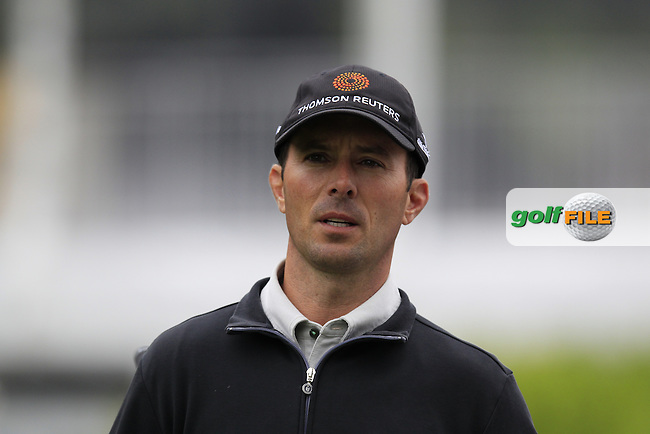 Mike Weir (CAN) on the 9th tee during Saturday's Round 3 of the 2013 Wells Fargo Championship at Quail Hollow Club, Charlotte, North Carolina, 4th May 2013..Picture: Eoin Clarke www.golffile.ie.