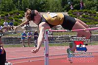 Morgan Whitson Big 12 High Jump