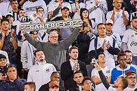 SÃO PAULO, SP, 06.09.2018 - SANTOS-GRÊMIO - torcida do Santos durante partida contra o Grêmio em jogo válido pelo Campeonato Brasileiro 2018 no Estádio do Pacaembú em São Paulo, nesta quinta-feira, 06. (Foto: Anderson Lira/Brazil Photo Press)