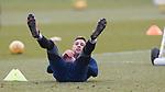 06.03.2020: Rangers training: Matt Polster