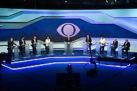 SÃO PAULO, SP - 09.08.2018 - ELEIÇÕES 2018 - Candidatos à Presidência da República durante debate da TV Bandeirantes, realizado na sede da emissora no bairro do Morumbi em São Paulo, na noite desta quinta-feira, 09.(Foto: Levi Bianco/Brazil Photo Press)