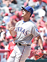 MLB : Texas Rangers vs Los Angeles Angels of Anaheim