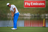 Ashun Wu (CHN) during the third round of the Shot Clock Masters played at Diamond Country Club, Atzenbrugg, Vienna, Austria. 09/06/2018<br /> Picture: Golffile | Phil Inglis<br /> <br /> All photo usage must carry mandatory copyright credit (&copy; Golffile | Phil Inglis)