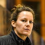 07.01.2020, BLZ Arena, Füssen / Fuessen, GER, IIHF Ice Hockey U18 Women's World Championship DIV I Group A, <br /> Deutschland (GER) vs Frankreich (FRA), <br /> im Bild Franziska Busch (GER)<br /> <br /> Foto © nordphoto / Hafner