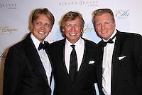 Nigel Lythgoe, Simon Lythgoe, Kris Lythgoe<br /> at the 21st ELLA Awards Honoring Mike Love. Beverly Hilton, Beverly Hills, CA 02-20-14<br /> David Edwards/DailyCeleb.Com 818-249-4998
