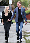 Keira Maguire & Jarrod Woodgate Heads To The Pub After A Bit Of Shopping