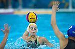 London Olympics 09/08/2012.Womens Water Polo, Bronze medal.Australia v Hungary....Photo: Grant Treeby