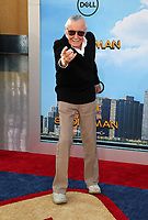 ^^^FILE PHOTO*** STAN LEE SUES FORMER COMPANY FOR ONE BILLION DOLLARS IN ALLEGED FRAUDULENT SALES AGREEMENT<br /> HOLLYWOOD, CA June 28- Stan Lee, At Premiere Of Columbia Pictures' &quot;Spider-Man: Homecoming&quot; at The TCL Chinese Theatre IMAX, California on June 28, 2017.  <br /> CAP/MPI/FS<br /> &copy;FS/MPI/Capital Pictures