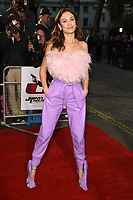 "Olga Kurylenko<br /> arriving for the premiere of ""Johnny English Strikes Again"" at the Curzon Mayfair, London<br /> <br /> ©Ash Knotek  D3436  03/10/2018"