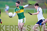 IT Tralee v Bryan Sheehan Kerry in the McGrath cup at John Mitchels on Sunday.