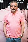 "Antonio Duran ""Morris"" attends to the photocall of the start shooting of the spanish film ""Pieles"" by Eduardo Casanova in Madrid. July 01. 2016. (ALTERPHOTOS/Borja B.Hojas)"