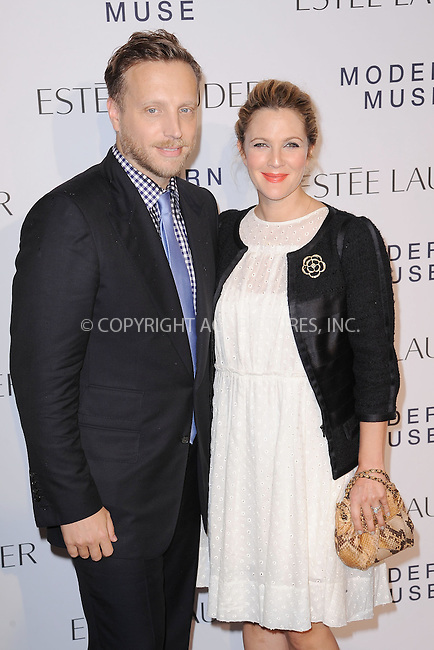 WWW.ACEPIXS.COM<br /> September 12, 2013...New York City<br /> <br /> Actress Drew Barrymore and InStyle Managing Editor Ariel Foxman attend the Estee Lauder 'Modern Muse' Fragrance Launch Party at the Guggenheim Museum on September 12, 2013 in New York City.<br /> <br /> Please byline: Kristin Callahan/Ace Pictures<br /> <br /> Ace Pictures, Inc: ..tel: (212) 243 8787 or (646) 769 0430..e-mail: info@acepixs.com..web: http://www.acepixs.com