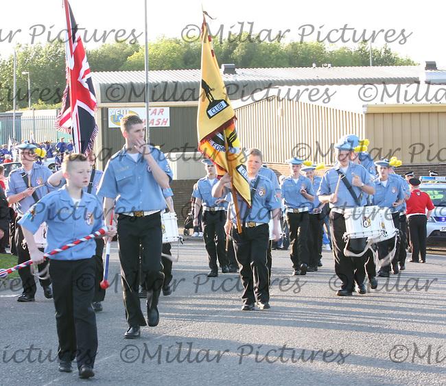 Allanton No Surrender Flute Band