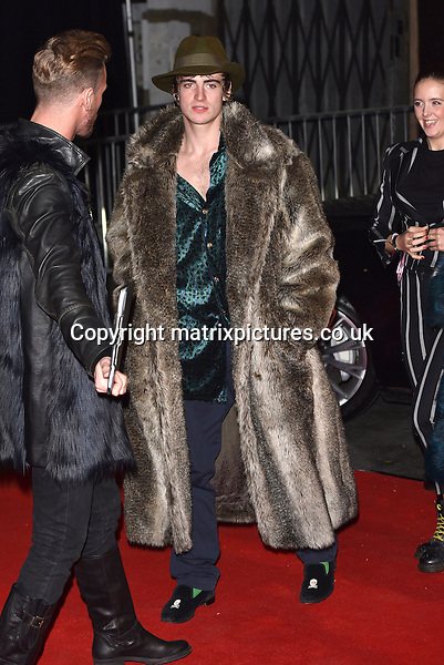 NON EXCLUSIVE PICTURE: MATRIXPICTURES.CO.UK<br /> PLEASE CREDIT ALL USES<br /> <br /> WORLD RIGHTS<br /> <br /> Guest attending The BRIT Awards 2015 Universal Music afterparty, at The Old Sorting Office in London. <br /> <br /> FEBRUARY 25th 2015<br /> <br /> REF: SLI 15637