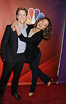 PASADENA, CA - JANUARY 16: Actors Gavin Stenhouse (L) and Margarita Levieva attend the NBCUniversal 2015 Press Tour at the Langham Huntington Hotel on January 16, 2015 in Pasadena, California.PASADENA, CA - JANUARY 16: Actress Margarita Levieva attends the NBCUniversal 2015 Press Tour at the Langham Huntington Hotel on January 16, 2015 in Pasadena, California.