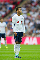 Tottenham's Dele Alli during the pre season friendly match between Tottenham Hotspur and Juventus at White Hart Lane, London, England on 5 August 2017. Photo by Andrew Aleksiejczuk / PRiME Media Images.