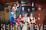 Fancy Dress: Fancy Dress participants pictured in Tankers Bar,  Listowel   on their way  to the Fundraising Party  which was held in The Well bar in the Square, Listowel on New Years Eve.