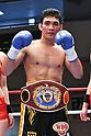 Boxing: WBO Asia Pacific welterweight title bout at Korakuen Hall