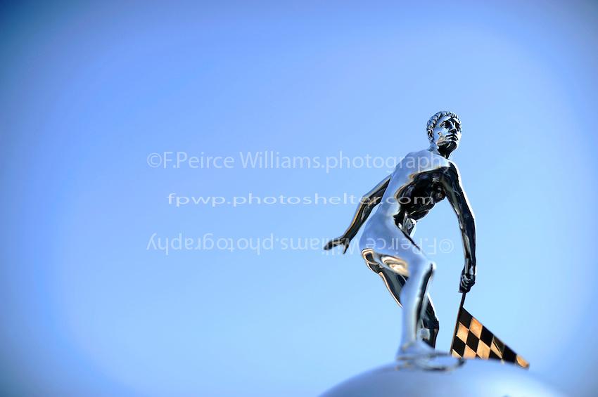 The Borg-Warner Trophy