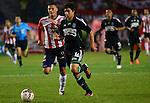 Atletico   Junior perdio  en casa  3 goles x 1 con Atletico Nacional en el partido de  ida  de la copa liga