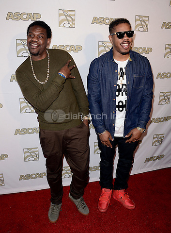 LOS ANGELES, CA - FEBRUARY 7: Rock City arrives at ASCAP Presents the 2015 Grammy Nominees Brunch at the SLS Hotel on February 7, 2015 in Los Angeles, California. DSPG/Mediapunch