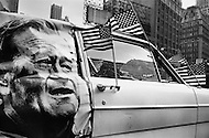 Manhattan, New York City, NY. December 1969.<br />