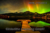 Tom Mackie, LANDSCAPES, LANDSCHAFTEN, PAISAJES, photos,+Canada, Canadian, Jasper National Park, North America, Northern Lights, Tom Mackie, USA, atmospheric, aurora borealis, color,+colorful, colour, colourful, green, horizontal, horizontals, jetty, lake, lakes, landscape, landscapes, light, mood, moody,+mountain, mountainous, mountains, national park, night time, nightscene, no people, peak, red, reflecting, reflection, reflec+tions, rocky, scenery, scenic, time of day, water, water's edge,Canada, Canadian, Jasper National Park, North America, Northe+,GBTM170360-1,#l#, EVERYDAY