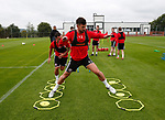 Jake Wright during the training session at the Shirecliffe Training complex, Sheffield. Picture date: June 27th 2017. Pic credit should read: Simon Bellis/Sportimage