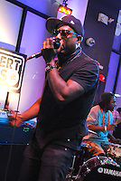 NEW YORK, NY- SEPTEMBER 27: Talib Kweli performs during the MLBFanCave.com Concert Series at MLBFan Cave in New York City. September 27, 2012. © Felicia Franco/MediaPunch Inc. /NortePhoto