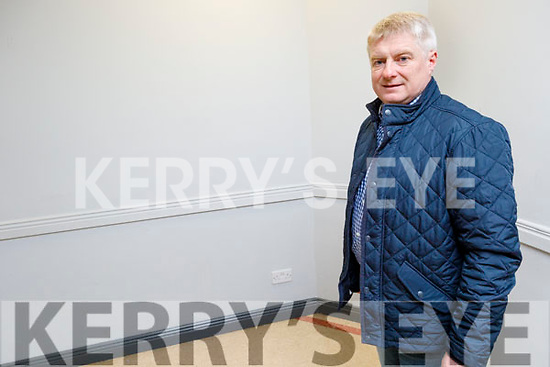 Dermot Weeshie Lynch received the nomination from Kerry GAA Co Board meeting on Monday to contest the Munster GAA Treasurers position