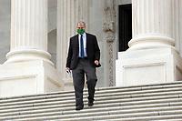 United States Senator Rob Portman (Republican of Ohio) leaves the United States Capitol in Washington D.C., U.S. on Thursday, May 21, 2020. Credit: Stefani Reynolds / CNP /MediaPunch