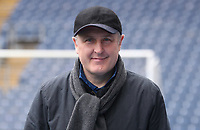 Blackburn Rovers Mark Venus Assistant Manager arrives at the ground<br /> <br /> Photographer Rachel Holborn/CameraSport<br /> <br /> The EFL Sky Bet League One - Blackburn Rovers v Blackpool - Saturday 10th March 2018 - Ewood Park - Blackburn<br /> <br /> World Copyright &copy; 2018 CameraSport. All rights reserved. 43 Linden Ave. Countesthorpe. Leicester. England. LE8 5PG - Tel: +44 (0) 116 277 4147 - admin@camerasport.com - www.camerasport.com