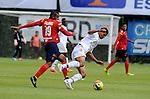 Bogotá- Deportivo Independiente Medellín derrotó 3 goles por 2 a Fortaleza F.C, en el partido correspondiente a la octava fecha del Torneo Clausura 2014, desarrollado el pasado 6 de septiembre en el estadio Metropolitano de Techo.
