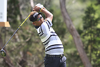 Thongchai Jaidee (THA) on the 2nd during the 1st round at the WGC Dell Technologies Matchplay championship, Austin Country Club, Austin, Texas, USA. 22/03/2017.<br /> Picture: Golffile | Fran Caffrey<br /> <br /> <br /> All photo usage must carry mandatory copyright credit (&copy; Golffile | Fran Caffrey)