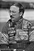 Bobby Rahal at his first IndyCar race, the 1982 CART event at Phoenix International Raceway.