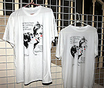 T-Shirts for Sale during the Liza & Alan Concert at Town Hall in New York City on 3/13/2013. Nightlife impresario Daniel Nardicio brings Liza Minnelli and Alan Cumming to the Manhattan stage for the first time in celebration of her 67th Birthday..